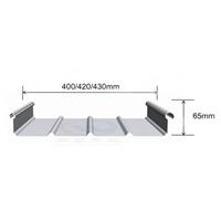 泉州430型鋁鎂錳金屬屋面墻面板