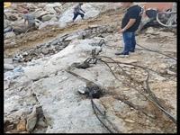 洞采基礎無聲破碎石頭貴州-劈石設備廠家
