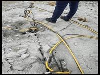 隧道破碎石頭分裂機破裂機械河源-劈石設備廠家