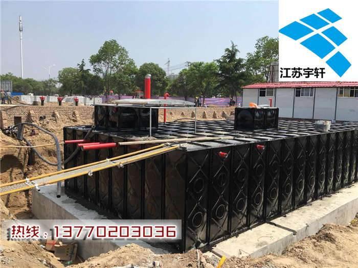 東營屋頂消防箱泵一體化哪里價格便宜 地埋式箱泵一體化專題公示