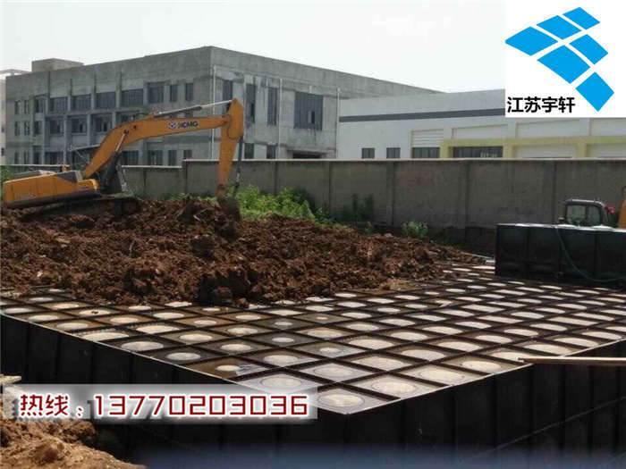 镇江地埋式箱泵一体化即将走入行业未来致富的黄金期