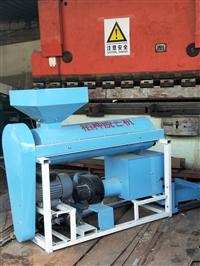 BY-280型水稻去毛機 專業生產廠家