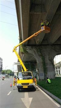 成都市16米高空车登高车租赁