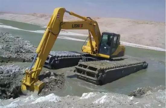 济南水挖出租浮筒改装厂家