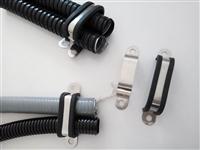 批发多管路固定管夹 U型金属多管管夹 304双管管夹厂家可定制