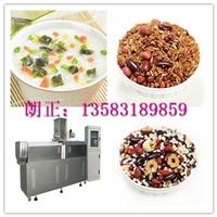 江阴五谷杂粮米生产线 早餐谷物粥食品生产机械