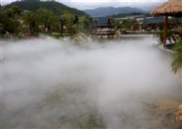 淄博人工造霧設備壓力調節