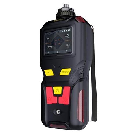 四合一有毒检测仪 便携式四合一气体检测报警仪