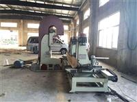 全自动数控带锯 江苏台式木工带锯机厂家直销