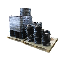 挖掘机液压油管 高压胶管总成厂家 回油管 1寸高压胶管
