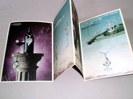 金坛传媒公司 承接宣传页设计 礼品包装盒设计