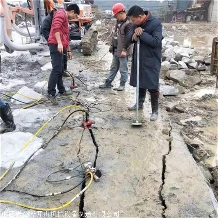 山西忻州矿山板材开采石头无声凤凰彩票app手机版棒 岩石凤凰彩票app手机版机
