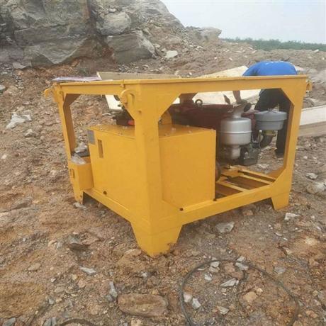 河南商丘矿山开采硬石头捣机打不动机器 岩石杏耀登陆下载机