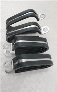 绥化不锈钢三管管夹  仪表管多管管卡 地热管用多管管卡大量批发