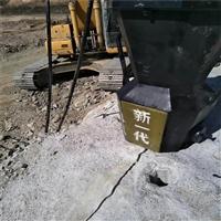 重庆南川竖井开挖岩石机器