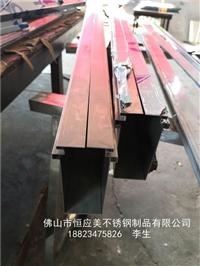 定制多種背景墻包邊線條 不銹鋼U型線條 吊頂嵌縫壓邊條