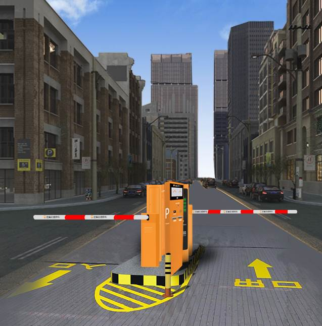 微信无感支付无人收费管理系统 停车场ETC收费系统