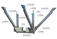 電纜橋架雙向抗震支吊架、矩形風管側向抗震支吊架、矩形風管雙向
