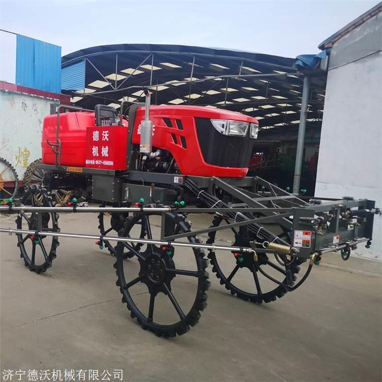 河北石家莊大型自走式打藥機駕駛功能