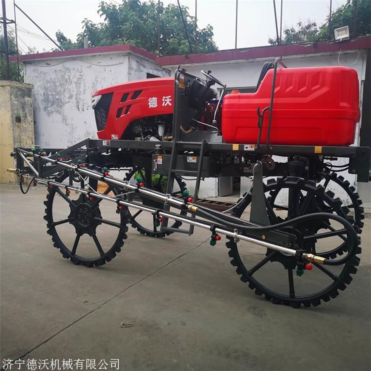 云南曲靖自走式打药机厂家推荐