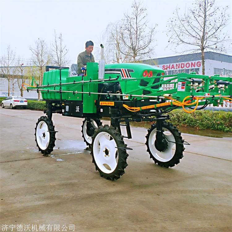 遼寧錦州自走式打藥機器人