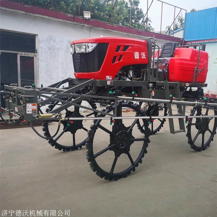 遼寧撫順700型自走式打藥機