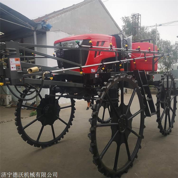 青海海南自走式打药机械图片大全