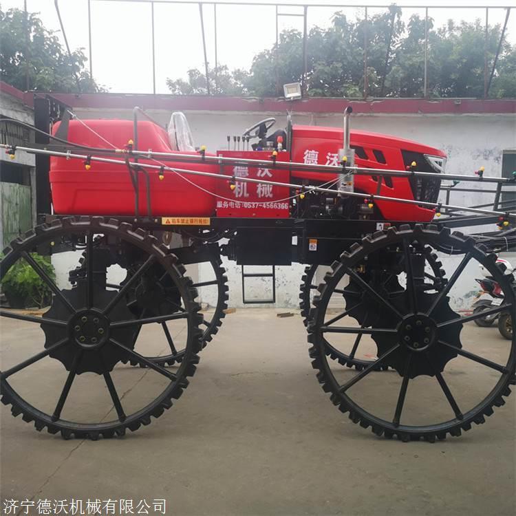新疆昌吉大型自走式打药机