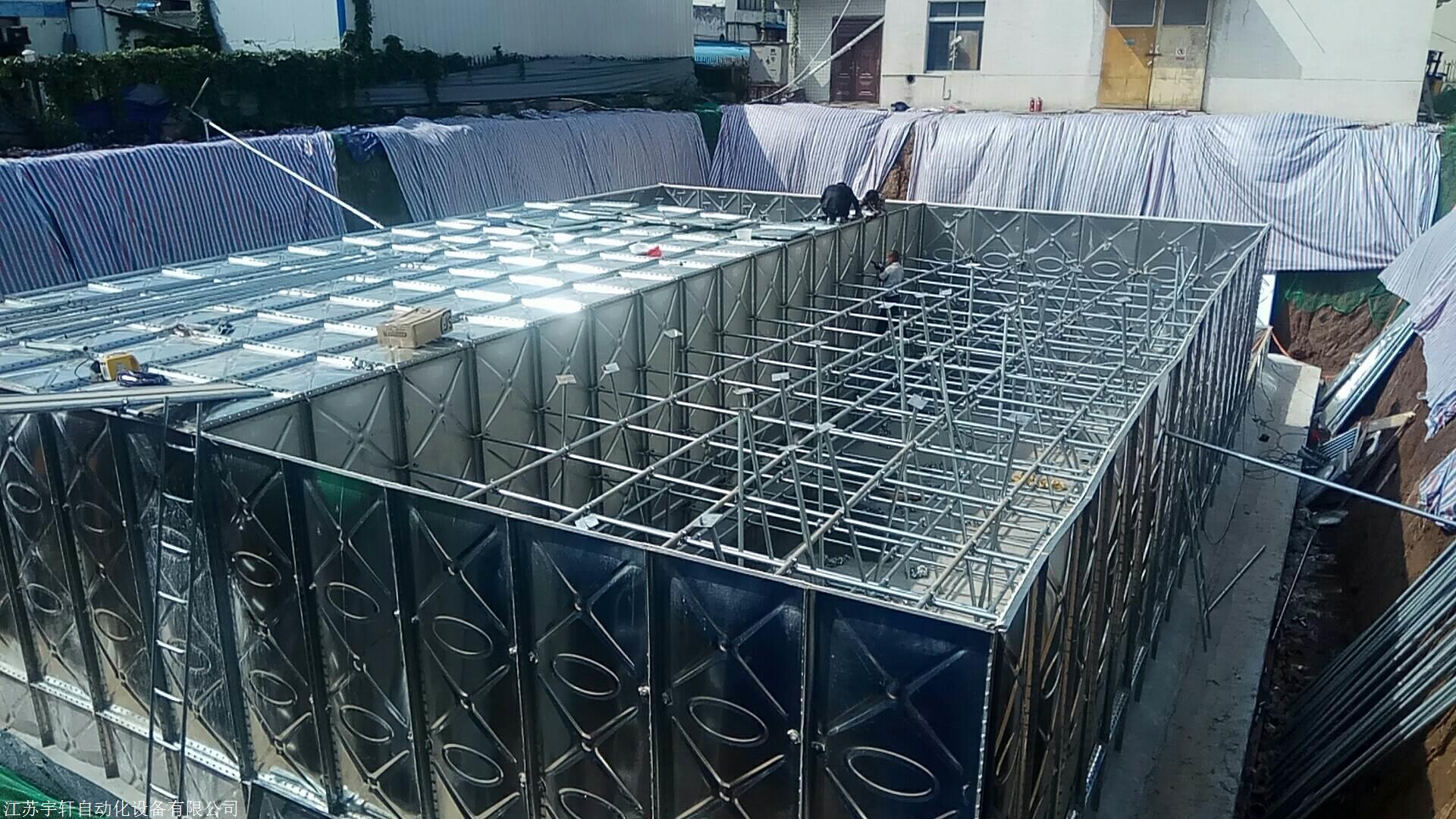 北京現貨批發地埋式箱泵一體化 地埋式恒壓給水設備批發價