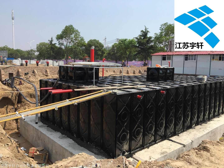 廣西廠家直銷地埋式箱泵一體化 地埋式恒壓給水設備供應商
