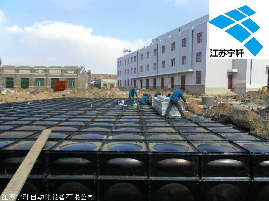 北京專業的抗浮地埋消防水池 地埋式箱泵一體化批發市場