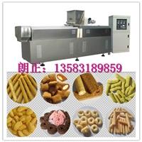 玉米棒加工设备  面食休闲食品生产机械 米果生产机器