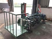 简易自动跑车 木工带锯机 全自动铸件重型跑车定制