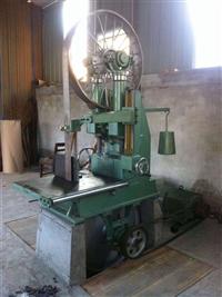原木锯切台式带锯机90木工锯落地式台式带锯