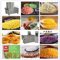 炸鸡柳专用面包糠生产线 炸鸡柳裹粉加工食品生产机械