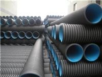 呼和浩特HDPE双壁波纹管规格型号