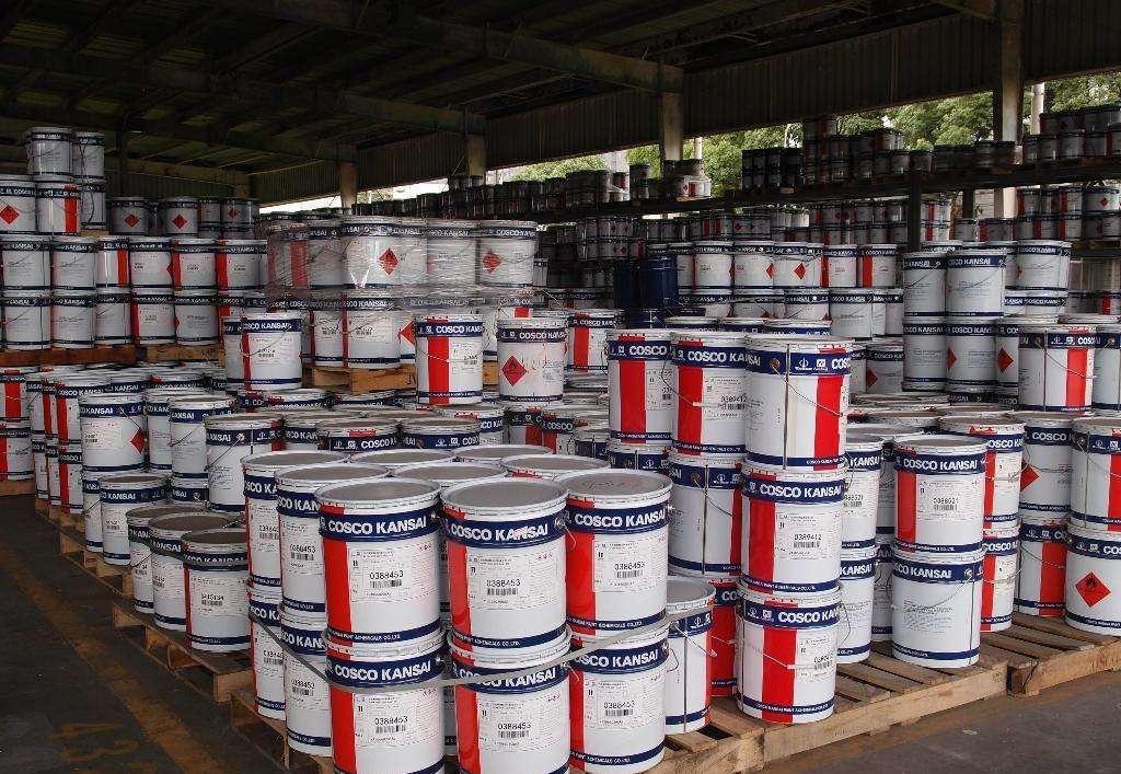 海南关西油漆生产厂家