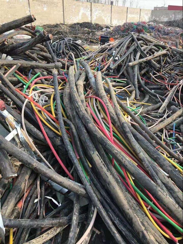 哪里找废旧电缆回收