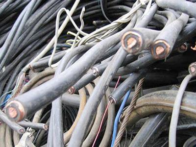 废旧电缆回收 废旧电缆回收加盟合作特色货源