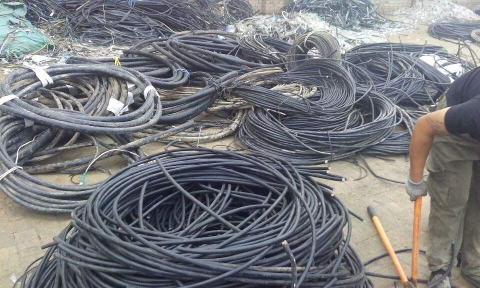 废旧电缆回收销售价格