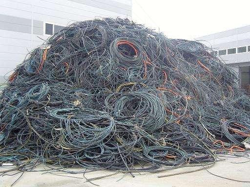 废旧电缆回收 废旧电缆回收地址特色货源
