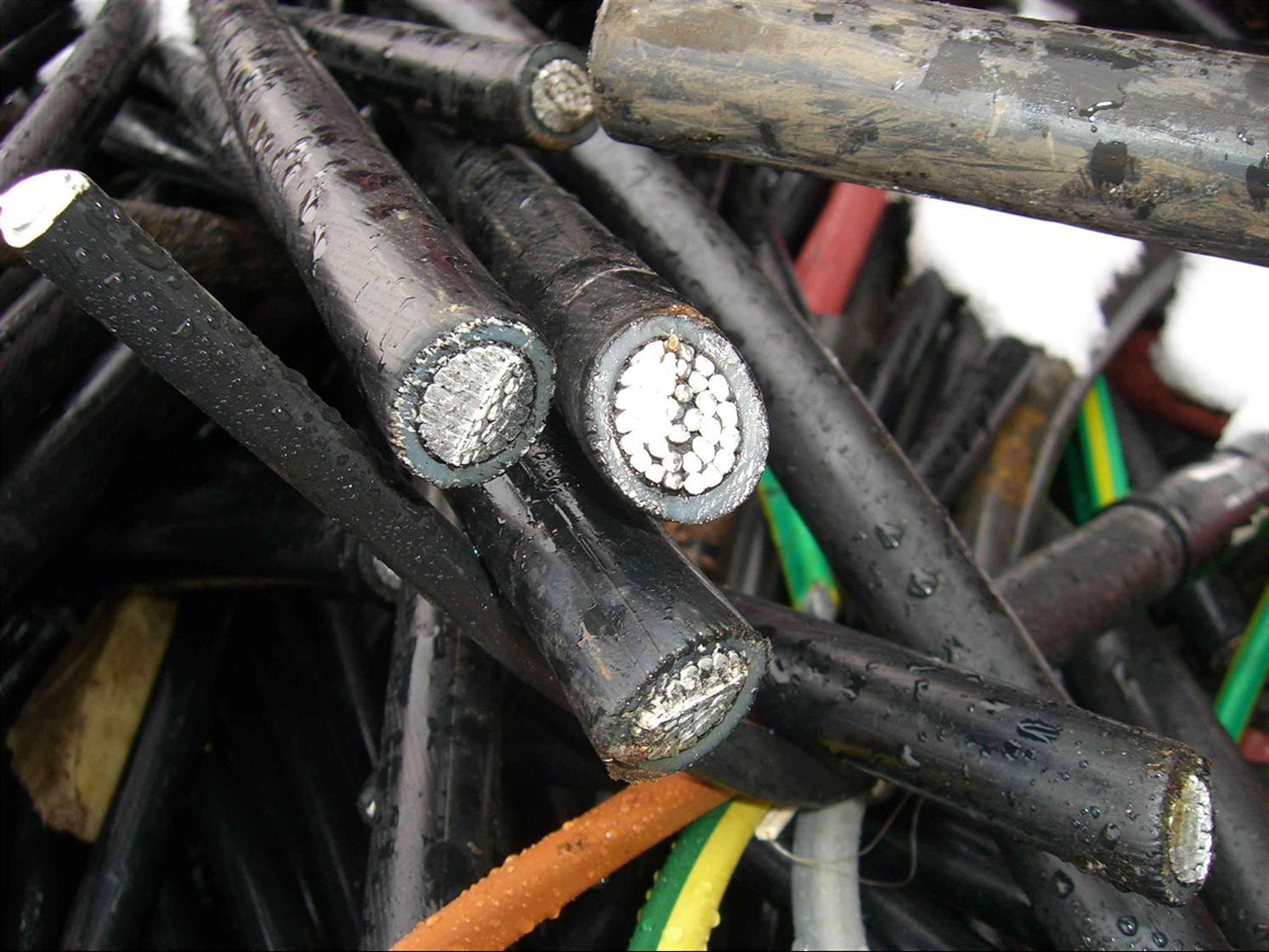废旧电缆回收 中山废旧电缆回收特色货源