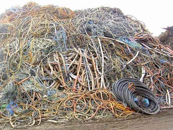 屯昌县废旧电缆回收