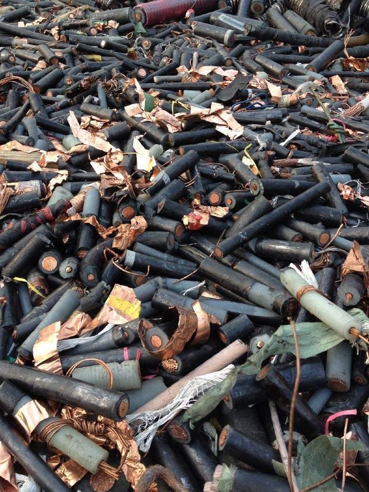 废旧电缆回收 废旧电缆回收上门服务特色货源