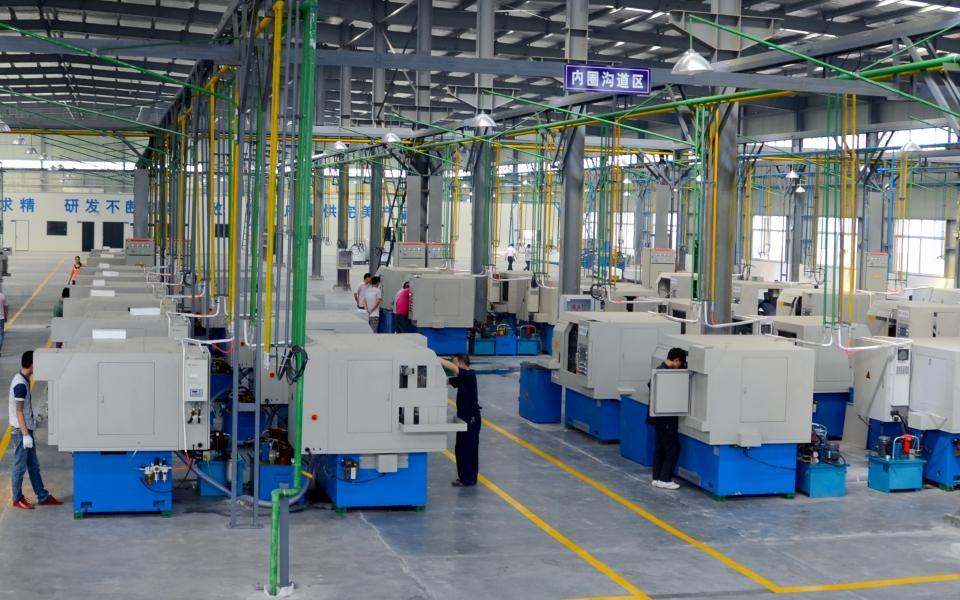 广州萝岗区工厂设备回收厂