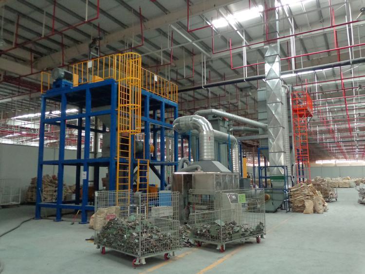工厂设备回收 宁夏工厂设备回收特色货源