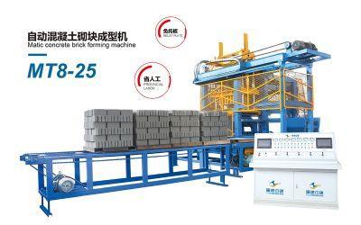 砖机厂家供应 全自动砌块机