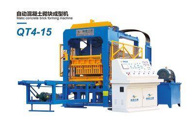 砖机 全自动免烧水泥砖机特色货源