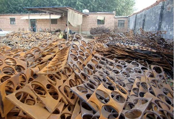 小型废旧物资回收公司