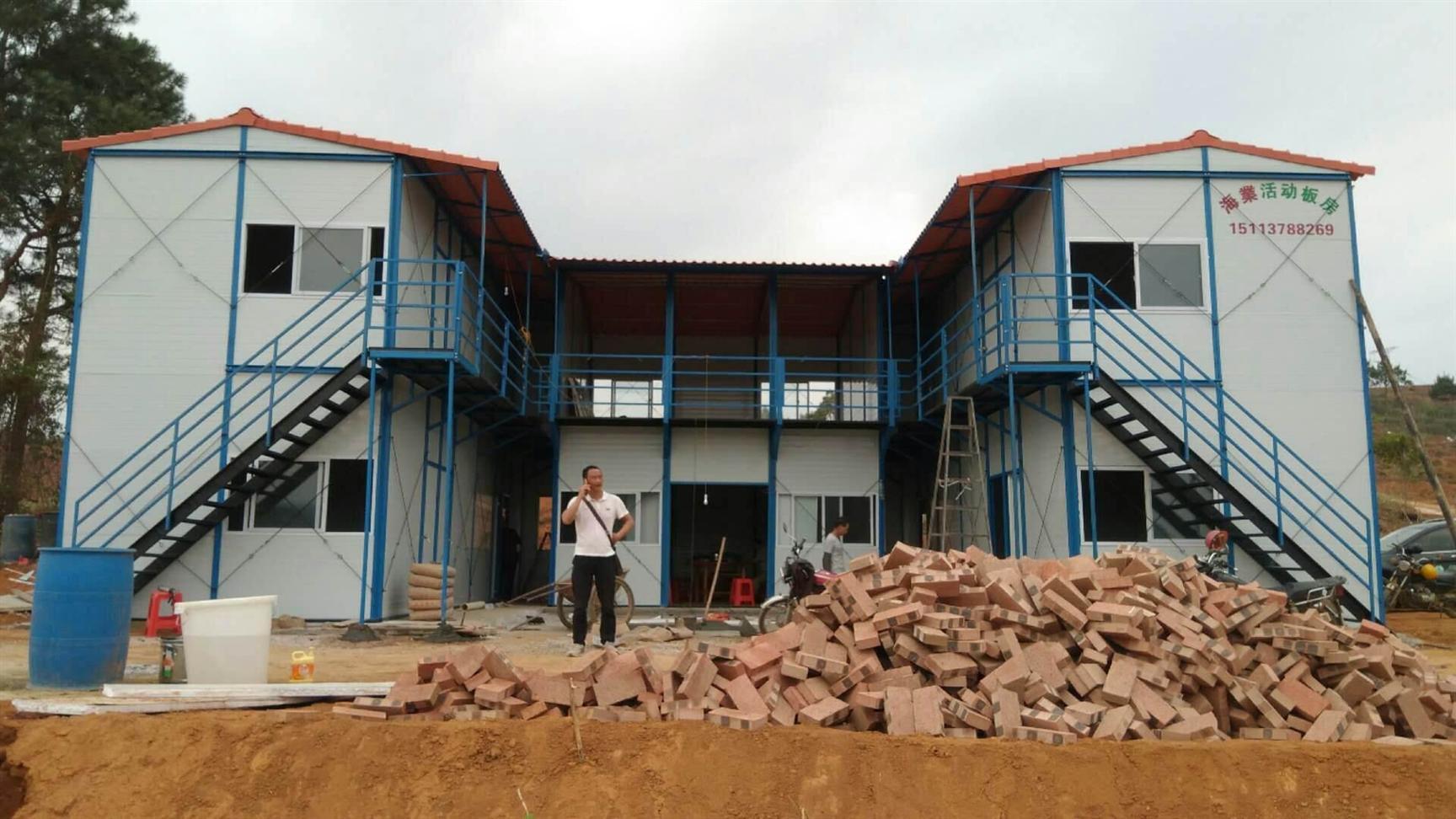 优质供应 广州活动板房厂家 海業活动板房